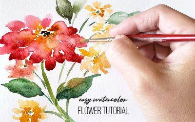 Learn Watercolor Episode 1